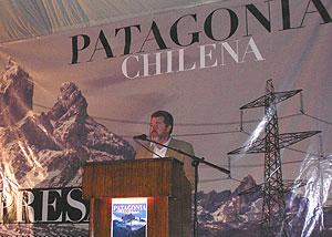 Discurso de Greenpeace en el acto de presentación del libro Patagonia sinrepresas