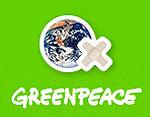 Web Salvemos el clima de Greenpeace