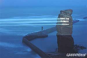 Greenpeace en Bali (Indonesia)