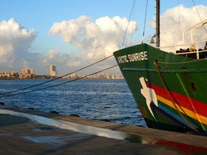 En Libia en defensa del Mediterráneo