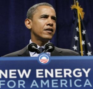 Obama apuesta por las energias renovables