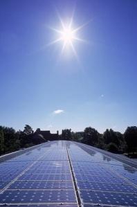 China es el país con más instalaciones de agua caliente solar del mundo.
