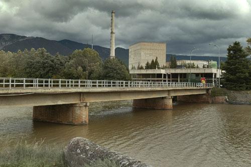 La semana pasada tuvo lugar la explosión de un trasformador de la central nuclear de Garoña. La explosión fue de gran intensidad y causó gran alarma entre los habitantes de la zona.