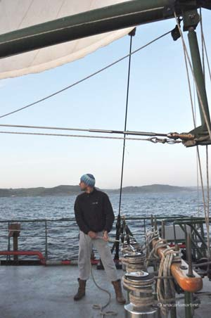 Pablo-Korman, marinero del Rainbow Warrior