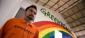Vicenç, activista por el clima