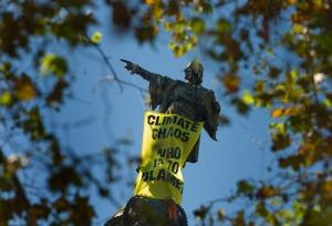 ACTIVISTAS POR EL CLIMA GREENPEACE