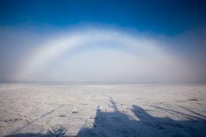 Ártico, cerca de las Islas Seven